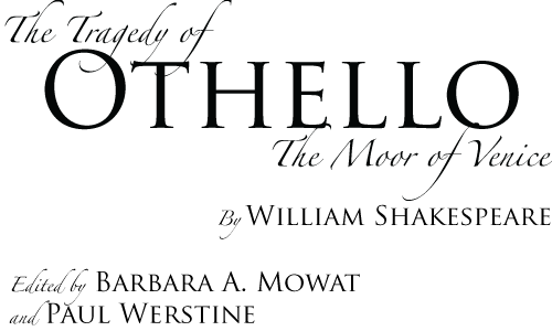 an analysis of the play othello written by william shakespeare Othello, by william shakespeare, is part of the barnes & noble shakespeare series  4+ of 5 stars to othello, a tragic play written in 1603, by william shakespeare.